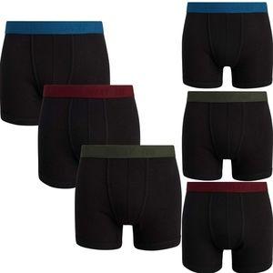 Lucky Brand Boxer Briefs 3 Pack XL